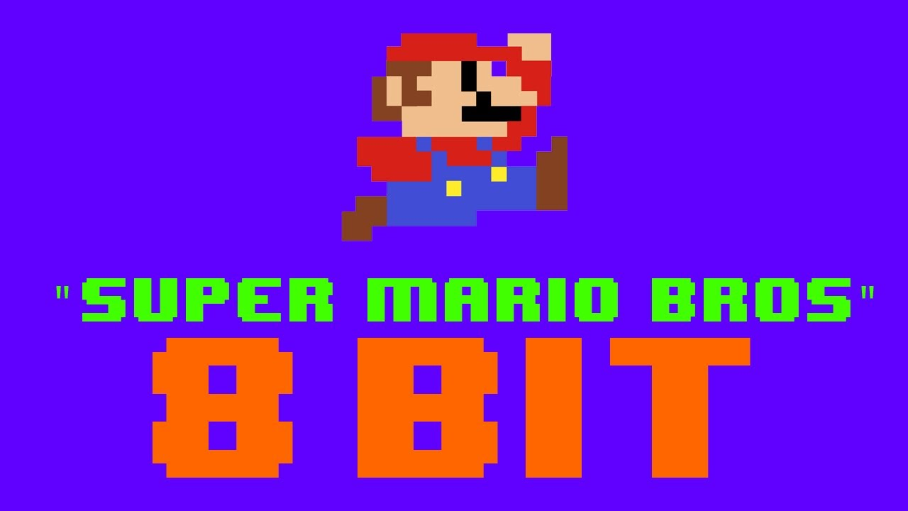 super mario bros theme song 8 bit remix cover version 8 bit universe youtube. Black Bedroom Furniture Sets. Home Design Ideas