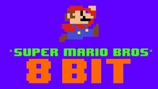 Super Mario Bros Theme Song (8 Bit Remix Cover Version) - 8 Bit Universe