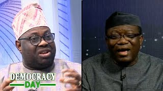 Momodu Fayemi Narrate Roles Played During Struggle For Nigeria39s Democracy Pt1
