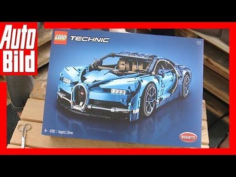 unboxing bugatti chiron lego technic 2018 youtube. Black Bedroom Furniture Sets. Home Design Ideas