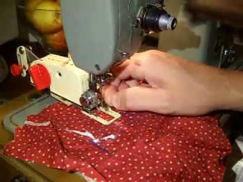 Singer Sewing Machine Button Hole Attachment YouTube Stunning Sewing Machine Buttonhole Attachment