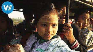Burma - Wissenswertes über das Land der goldenen Pagoden (Reisedokumentation in HD)