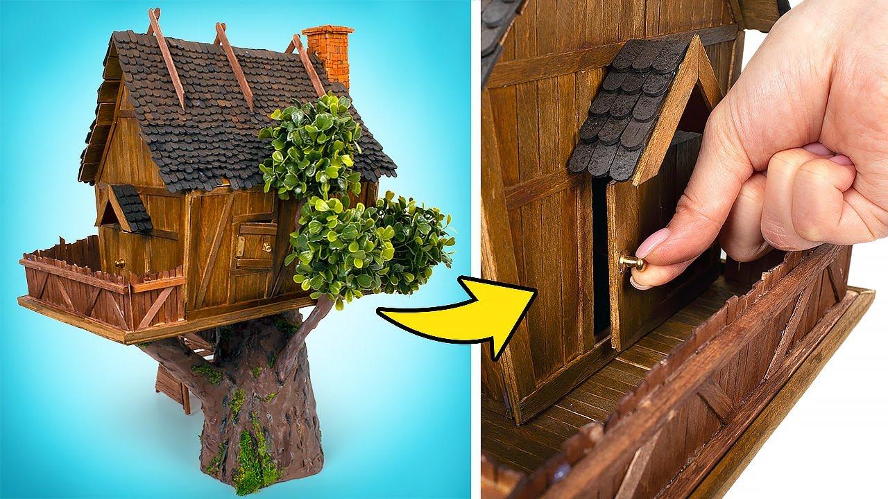 Download Casa de Madeira na Árvore DIY