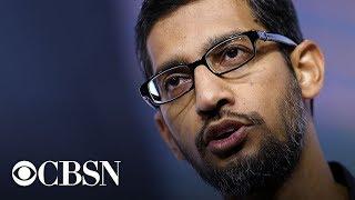 Watch Live: Google CEO Sundar Pichai testimony before the House Judiciary Committee