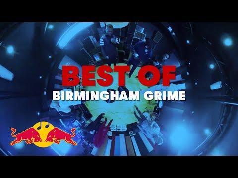 Best Of Birmingham's Grime MCs   Red Bull Grime Cypher