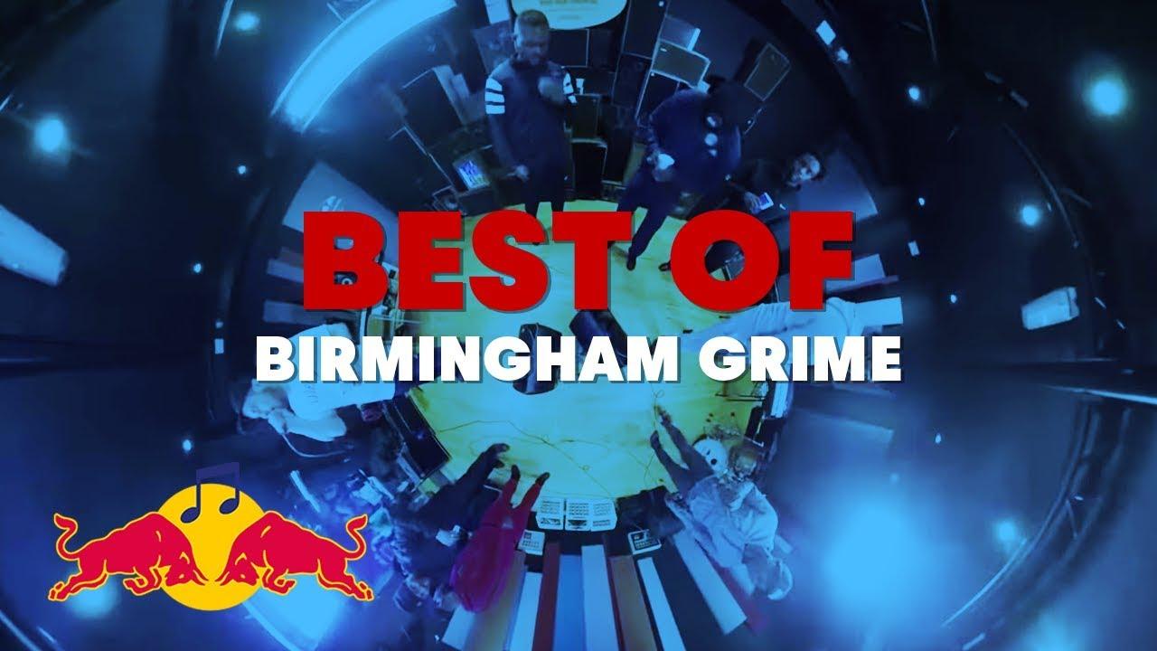 Best Of Birmingham's Grime MCs | Red Bull Grime Cypher