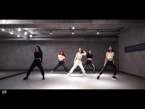 ITZY - DALLA DALLA (Dance Mirrored & 50% Slow)