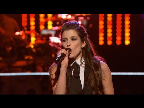 Brittany Kennell, first Canadian to compete on 'The Voice'