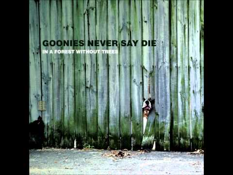 Goonies Never Say Die - Don't Fight The Fire, Fuck The Arsonist