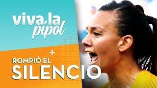 ¡EXCLUSIVO! Christiane Endler habló de nominación a mejor arquera en The Best - Viva La Pipol