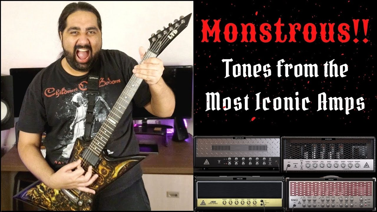 Monstrous Guitar Tones From The Most Iconic Amps | STL Ignite AmpHub Review