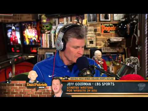 Jeff Goodman on The Dan Patrick Show 4/2/13