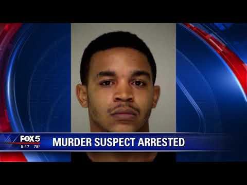 Murder suspect arrested in Bibb County