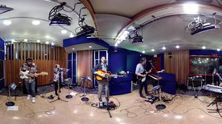 """The Head and the Heart performing """"All We Ever Knew"""" Live in KCRW VR"""