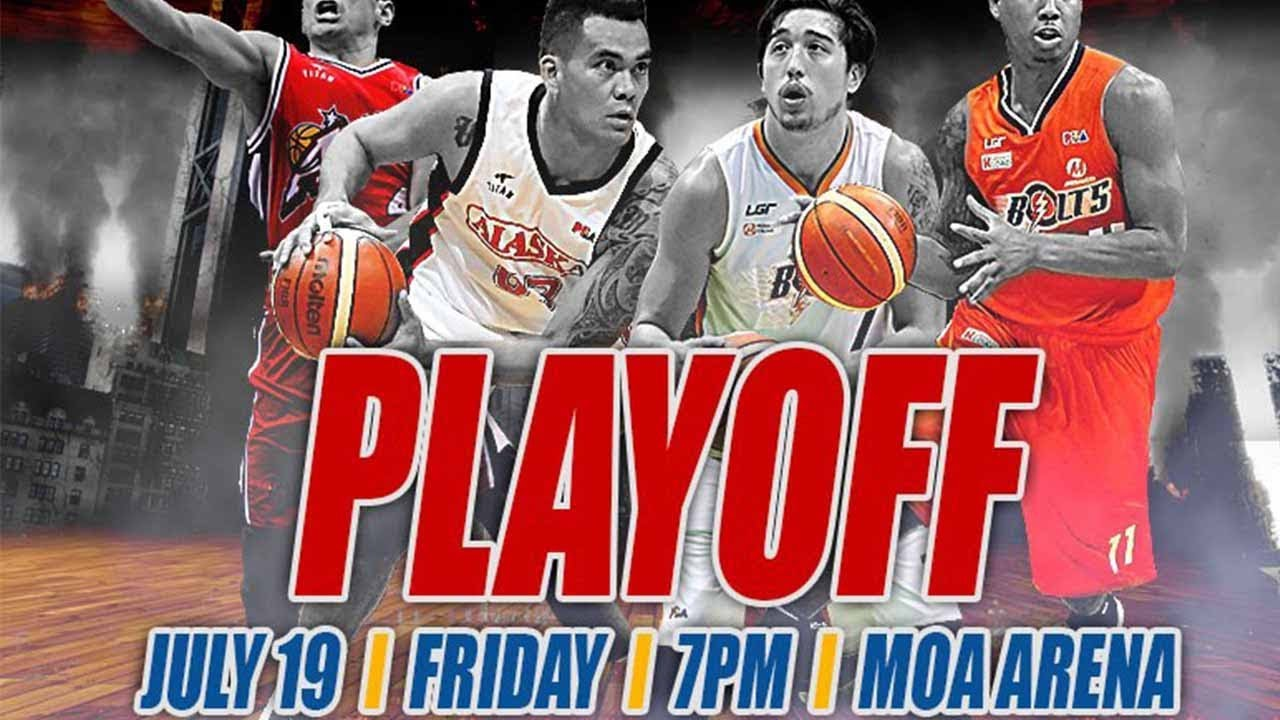 Pba Live Game Today Friday July 19 2019 Last Playoff
