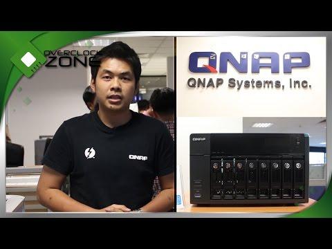 พาชมงาน QNAP Workshop and Roadshow 2016 : อบรมการใช้งาน NAS เบื้องต้น