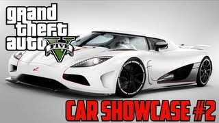 GTA V: Entity XF (Koenigsegg) | Car Showcase #2