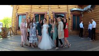 Юля & Артем - свадебный клип