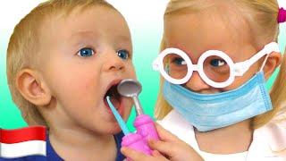 Dentist Song Indonesian Version + more | Lagu Anak-anak dari Katya dan Dima