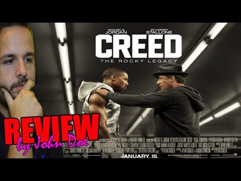 Creed    CRÍTICA  HD  Rocky Balboa  Ryan Coogler  Sylvester Stallone  Michael B. Jordan