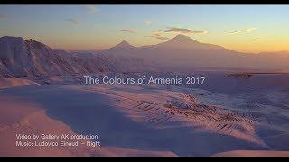 The Colours of Armenia 2017 [HD]