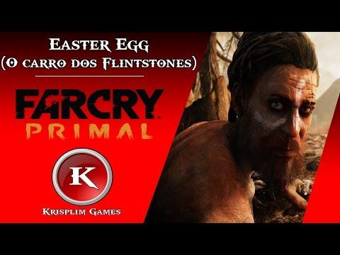 Far Cry Primal Easter Egg ( Carro Dos Flintstones )