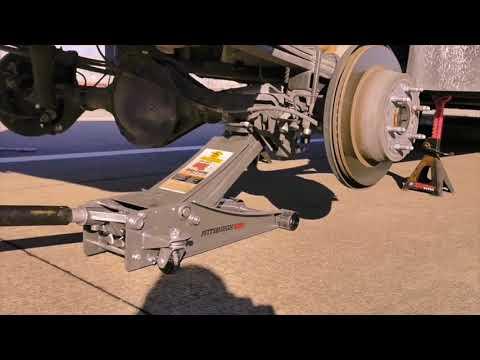 How to Install 3 inch lift rear GMC Sierra / Silverado 1500