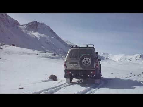 Таджикстан ( памир) Аличур
