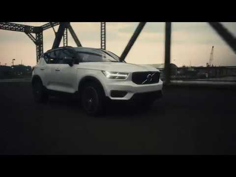 The new Volvo XC40 - Everything you need  Nothing you don't