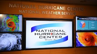 National Hurricane Center prepares for 2018 hurricane season