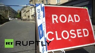 UK: Unexploded WWII bomb force police to evacuate 1,000 houses in Bath