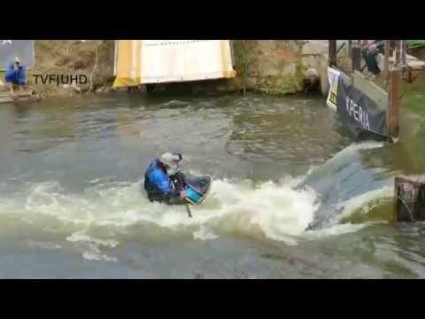 Freestyle Kayaking Tricks