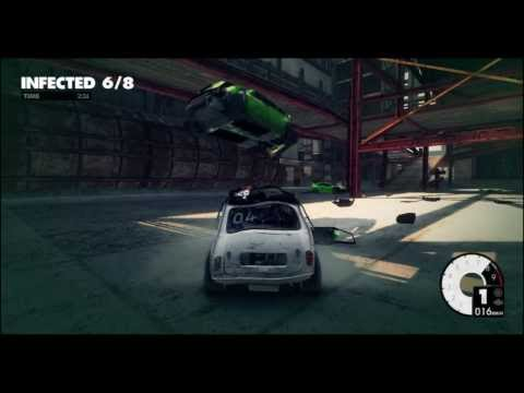 Dirt 3 OutbreakMini Cooper S ''Icona PopI love it'
