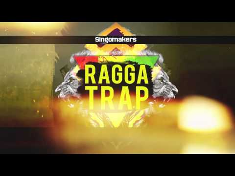 Singomakers Ragga Trap Master - Trap Samples & Ragga Sounds