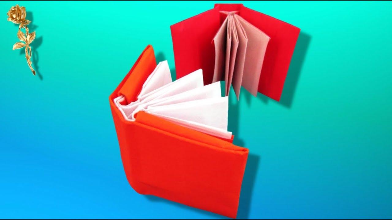 Origami Livre Carnet Agenda De Poupee