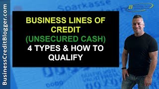 Business Lines of Credit - Business Credit 2020