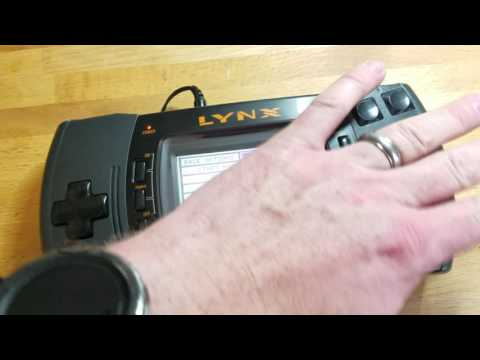 Atari Lynx -  Northwest Retro Repair Refurbished and Upgrades