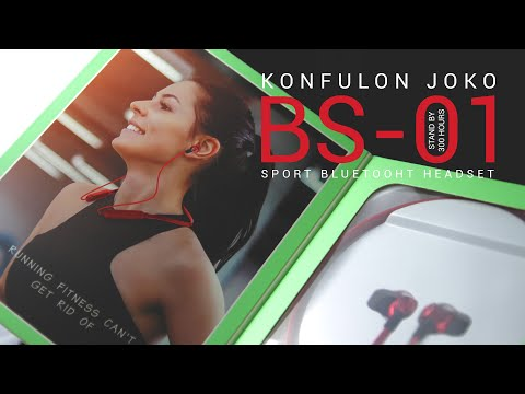 Konfulon Joko BS-01 Bluetooth Headset