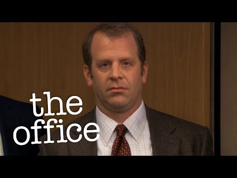 Killing Bin Laden, Hitler, And Toby  - The Office US
