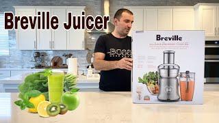 BREVILLE Juice Fountain Cold X…