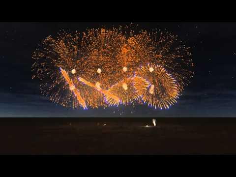 warrior-esc-2015-synchronised-with-fireworks-using-fwsim