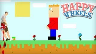 TORTURA DO MINECRAFT! - HAPPY WHEELS