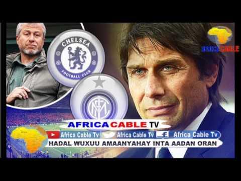 XUBINTA CIYAARAHA EE AFRICA CABLE TV 19 3 2017