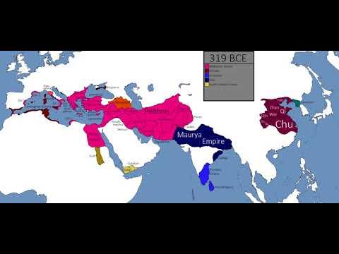 History of eurasia EVERY YEAR 1