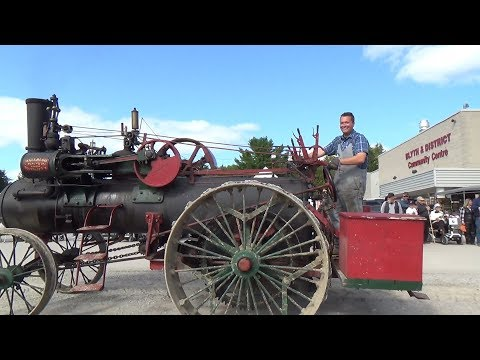 2017 Blyth Ontario Steam Show.....(Excellent show)