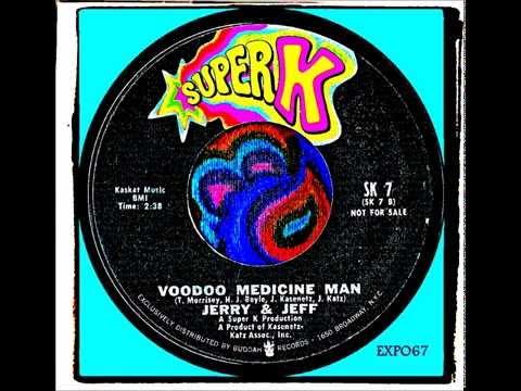 JERRY & JEFF - VOODOO MEDICINE MAN