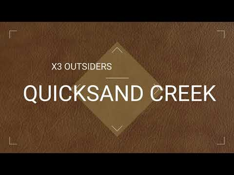 X3 OUTSIDERS MARCH 1 2020