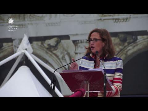 Giorno della Laurea - Venezia Novembre 2013 - Ilaria Capua
