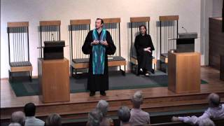 "08.11.13 SERMON: ""Unitarian Universalism 101"" ~ Rev. Aaron White"
