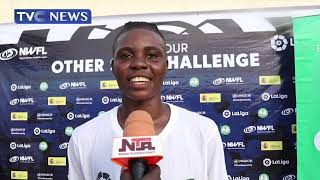 NWFL, La Liga Launch Talent Show For Players